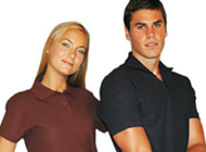 Be Seen Business Polo Shirts Gladstone